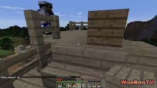 Minecraft Survisarja - Uusi talo - Osa 13