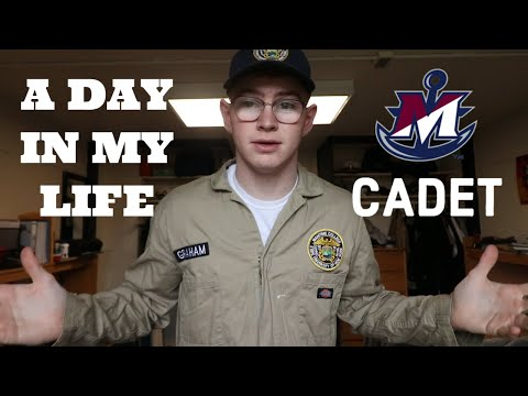 A Day in the Life at Maritime College
