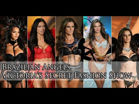 Brazilian Angels Victoria's Secret Fashion Show - Angels Brasilleiras Victoria's Secret Fashion Show