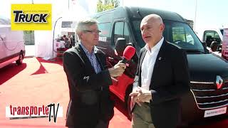Entrevista a François Bottinelli, director general de Renault Trucks en España