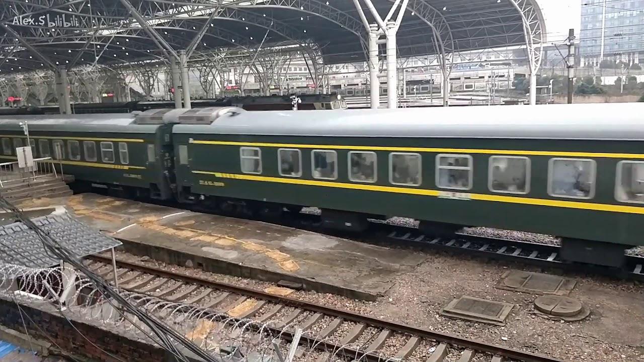 【鐵路隨拍(China Railway)】南京站的傍晚 各類軌道車/內燃電力機車收錄 路試動集晚點終到 - YouTube