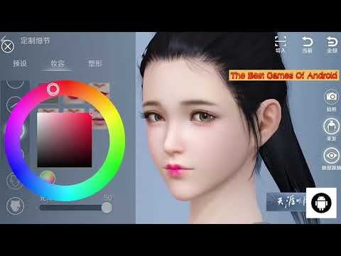 Android/iOS MMORPG With Best Character Customization Top 9