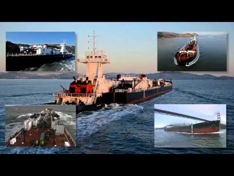 Crowley's ATB Program - Safe and Reliable Petroleum Transportation