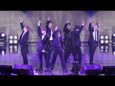 190811 BTS - Best Of Me (방탄소년단 베옵미) [Lotte Family Festival] 4K 직캠 By 비몽