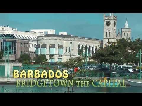 Caribbean Islands.Tourist Route-Unforgettable Places.Part 01.Full HD