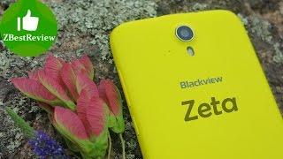 ✔ Blackview Zeta - Обзор отличного бюджетного смартфона. Gearbest