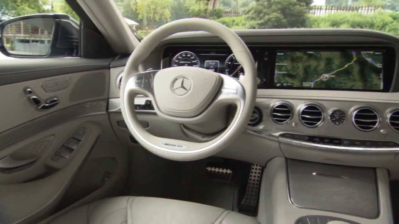Mercedes benz 2014 s 63 amg 4matic hd trailer youtube for Mercedes benz watch