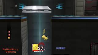 The Subspace Emissary TAS - Subspace Bomb Factory 1