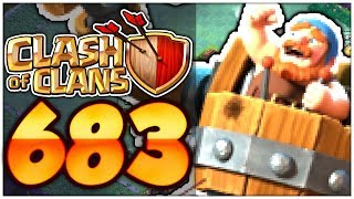Clash Of Clans Part 683: KANONENKARRE auf Level 7 verbessern