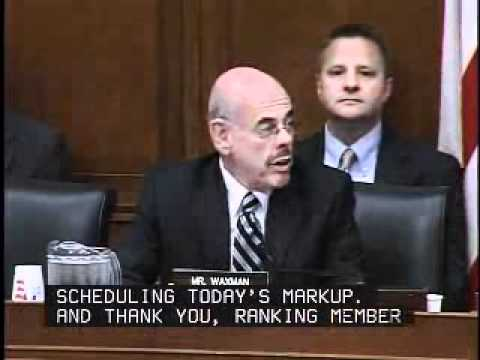 June 30, 2010 - Markup Of The 21st Century Communications & Video Accessibility Act Of 2009