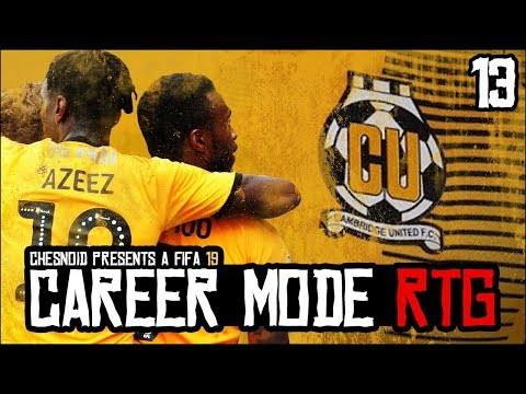 FIFA 19 | Career Mode RTG S7 Ep13 - PL TITLE SEASON FINALE & FA CUP FINAL!!