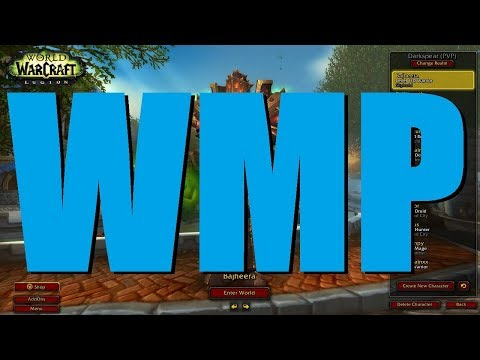 Bajheera - Arms Warrior 3v3 as WMP w/ Driftings & Velion - W