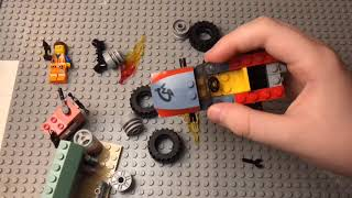 Just Released! Lego Movie 2 set 70821 Unboxing + Build and review!