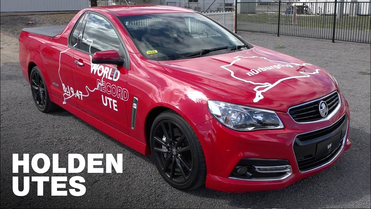 HOLDEN UTES & A WORLD RECORD: Classic Restos - Series 48