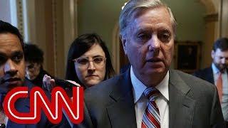 Lindsey Graham on shutdown: Never been more depressed