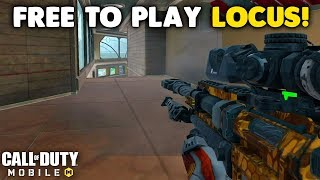 How to GET THE LOCUS for FREE in Call of Duty: Mobile!