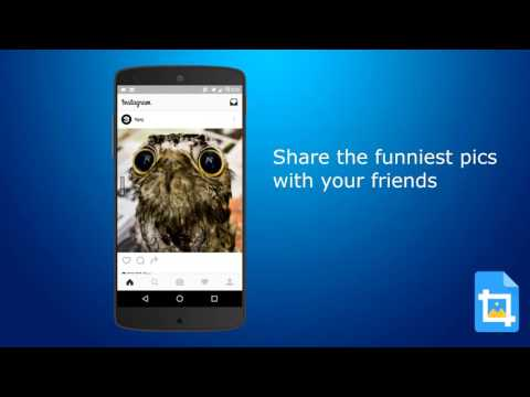 Screenshot Crop & Share - Android App