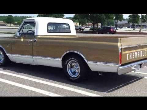 chevrolet new 1967 truck