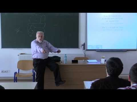Prof. Melvin Fitting, City University of New York - Height and Happiness (conference)