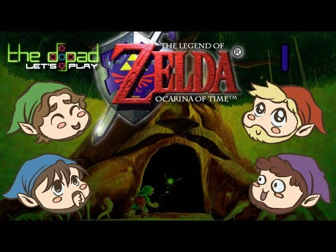 """""""The Hero of Sneezes"""" - PART 1 - Ocarina of Time"""