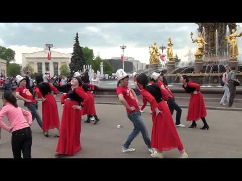 Кара жорго - Кыргыз бийи | Жаш канат группасы | Ак кеме студиясы|