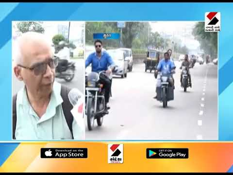 Live From Surat And Vadodara On New Traffic Rules ॥ Sandesh News TV
