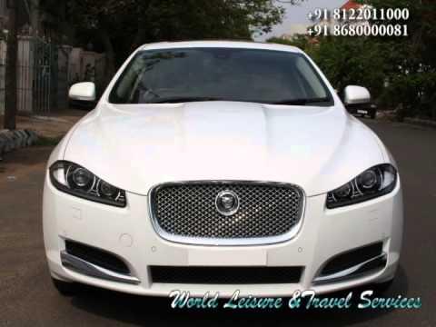 Jaguar Car Rental Chennai Youtube
