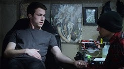 13 Reasons Why Season 2 Episode 1  Clay Jensen getting a Tattoo (Fainting)