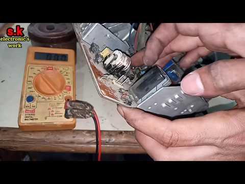 Texla Tv Repair, No Screen No Sound But Power Ok, Half Voltage Tv Repair S.k Electronic's Work
