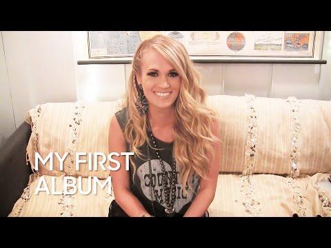 My First Album: Carrie Underwood
