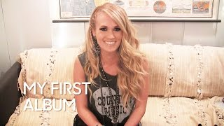 My First Album: Carrie Underwood
