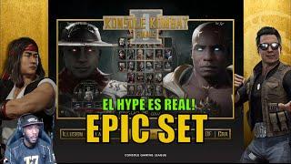 【Mortal Kombat 11】- GRR (Geras) Vs Splash (Kung Lao) - Konsole Kombat II PS4 Finals [ES]
