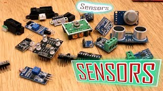 Sensors - which one to use