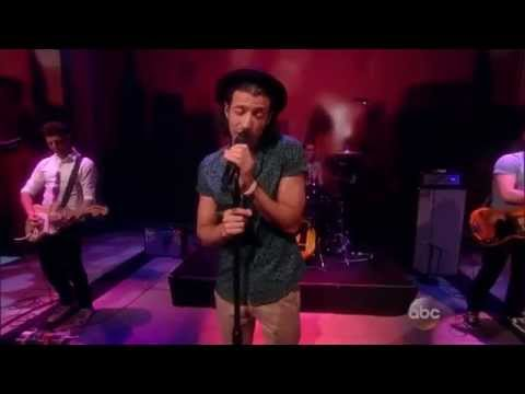 Magic Performs Rude LIVE On The View 2014  HD
