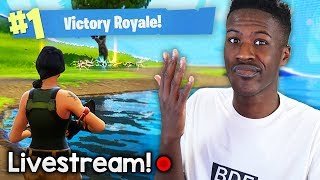 Fortnite: Battle Royale LIVE!! | HERE TO TAKE W's!!