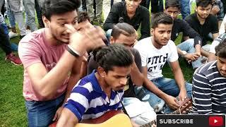 QAWALI ANDAZ-कव्वाली अंदाज  Teri Rehmato -Mere Raske Qamar   Arjun Ali Amjad Kunal Rehman & Sumit