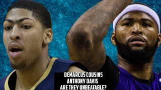 Demarcus Cousins TRADED To The Pelicans | Boogie & The Brow, Can They Be Beat?