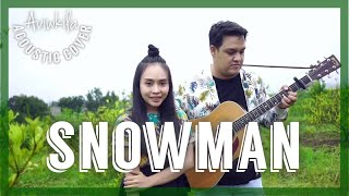 Sia - Snowman [Acoustic Cover]   @Sia