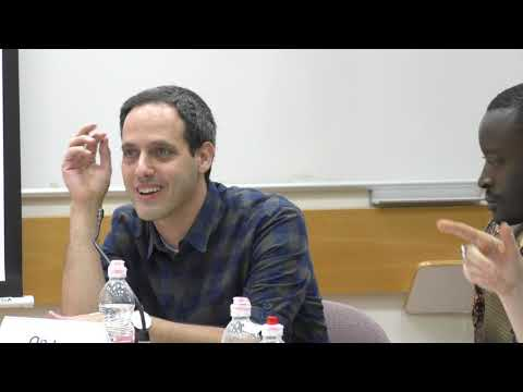 Dr. Omri Ben-Zvi - The Status of Asylum - Seekers in Israel and International Law thumbnail