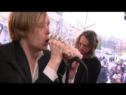 INVSN - Immer Zu (Live at Musikhjälpen)