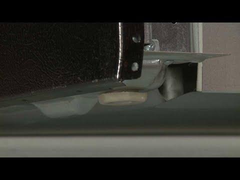 Rear Foot - Kitchenaid Electric Slide-In Range Model #KSEB900ESS2
