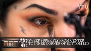 The Monarch Eyeshadow Makeup Tutorial by Kat Von D   Sephora Thumbnail