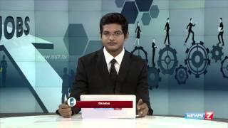 Ways to know job opportunities in Foreign countries 4/4 | Kalviyum Velai Vaippum | News7 Tamil |