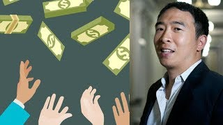 Andrew Yang: 2020 Candidate Running on Universal Basic Income