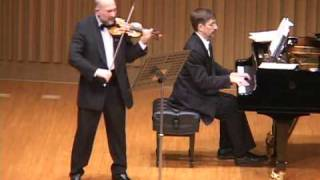 Grigory Sedukh. First World's soloist with Violin-Piccolo of new ge...