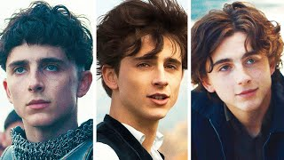 Why Are We All Attracted To Timothee Chalamet