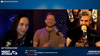 Night Attack #238: Aftershow