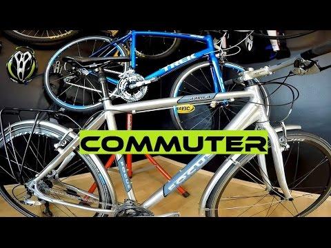 Trekking / Adventure Bike vs Road / Sportive Bike For Commuting. Buyers Guide.