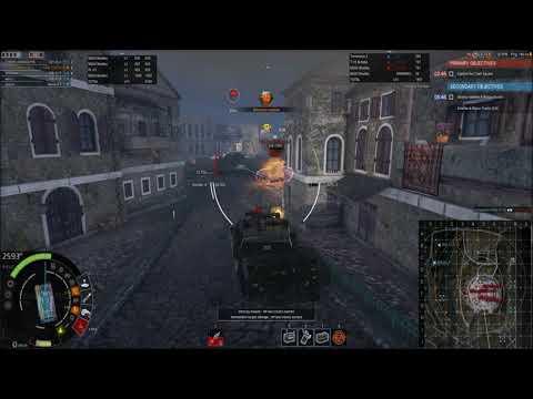Armored Warfare -Tier