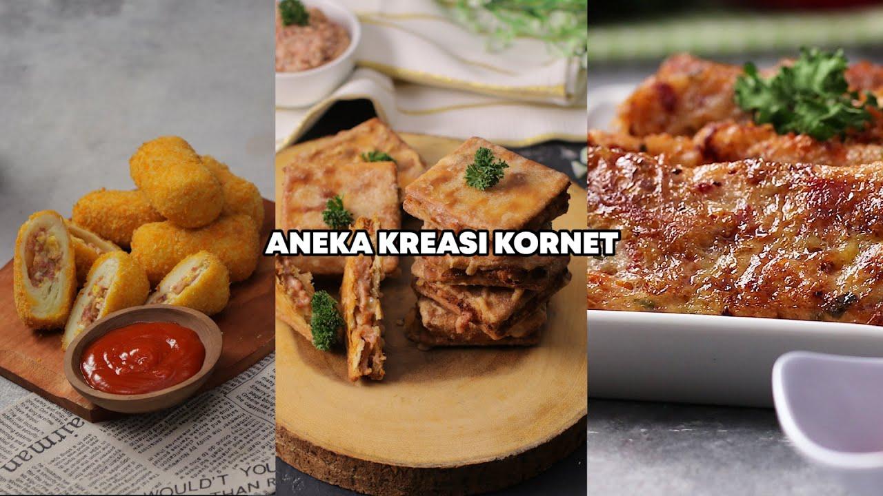 Aneka Kreasi Kornet